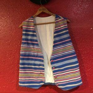 Other - Vintage southeastern vest